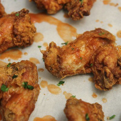 The Best Chicken Wings Ever