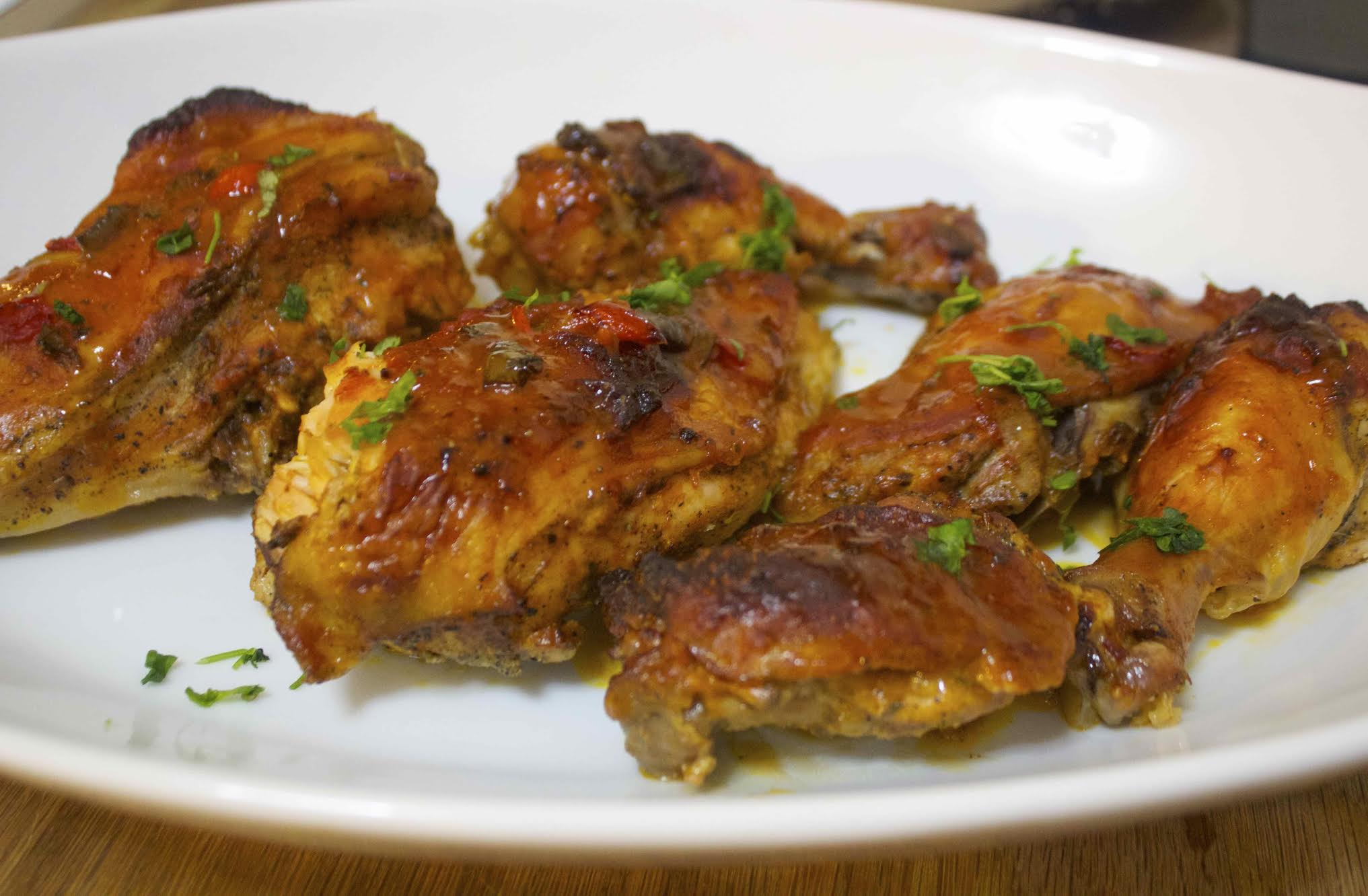 Cuban Roast Chicken or Pollo Asado is a staple in most Latin cuisines.