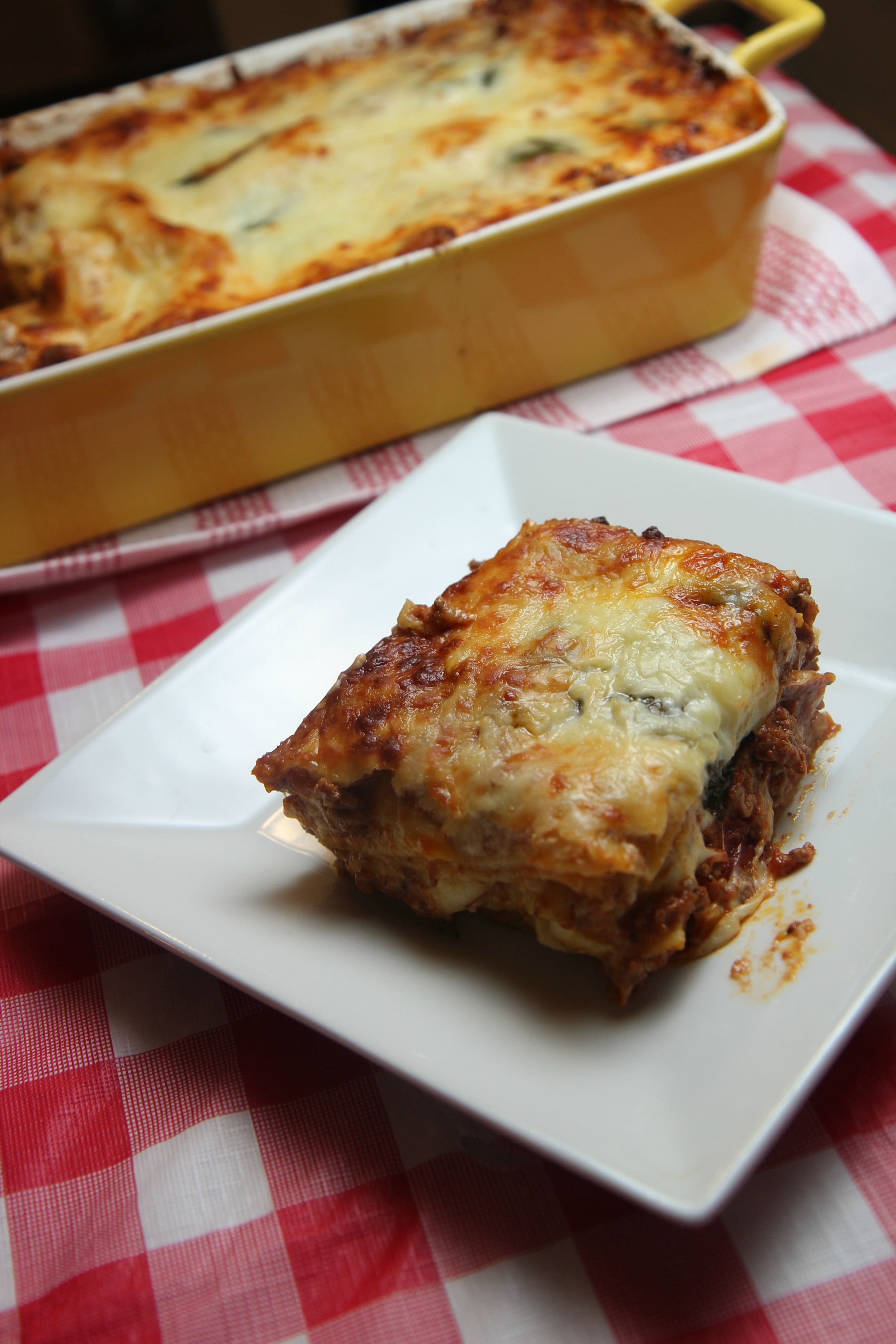 The Ultimate Easy Lasagna Recipe | Cooked by Julie
