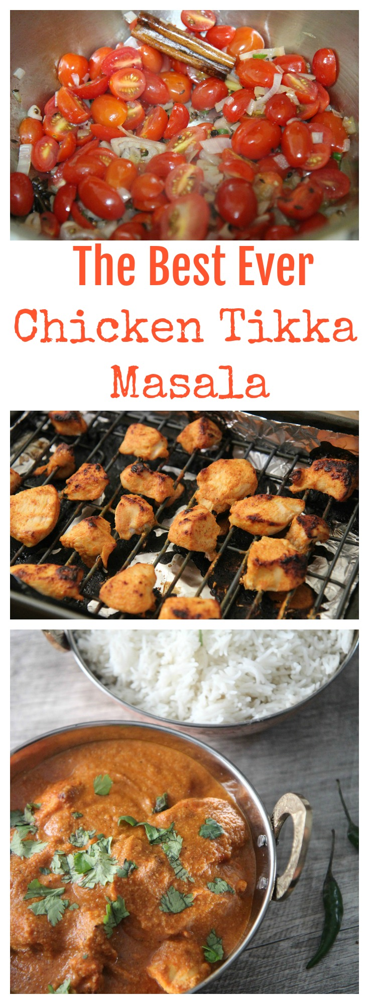 Learn how to make Chicken Tikka Masala at CookedByJulie.com
