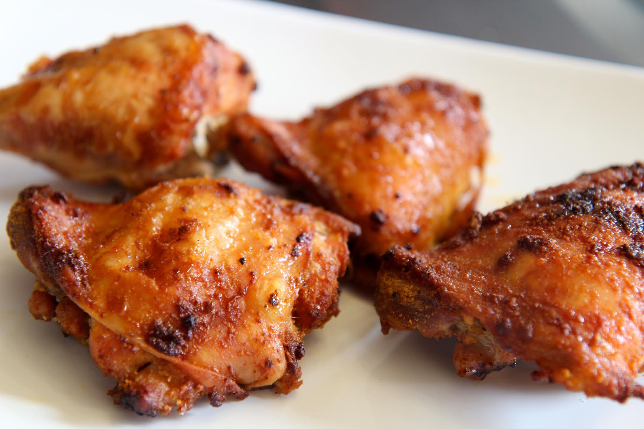 This smoked paprika chicken recipe gives a little bit of a kick and a lot of great flavor