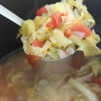Detox Cabbage Soup Diet Recipe