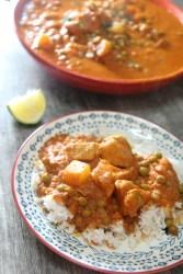 coocnut chicken curry