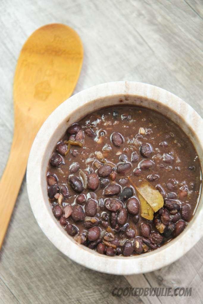 15-Minute Cuban Black Beans