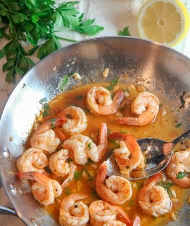 Shrimp Marinade