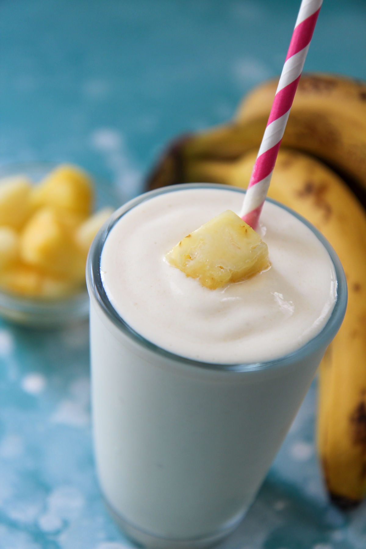 Pineapple Banana Smoothie Recipe Cooked By Julie