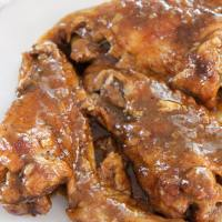 Instant Pot Smothered Turkey Wings