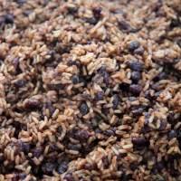 Congri (Cuban Black Beans and Rice)