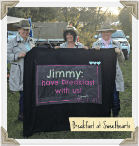Gympie Muster - Breakfast at Sweethearts
