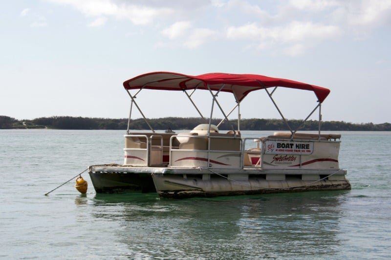 family friendly sunshine coast hire a boat golden beach
