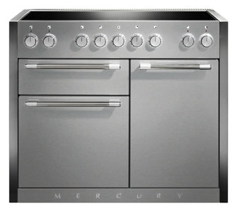 Mercury 1082 Induction in Stainless Steel
