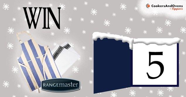 Day 5: Win a Rangemaster apron and tea towel set