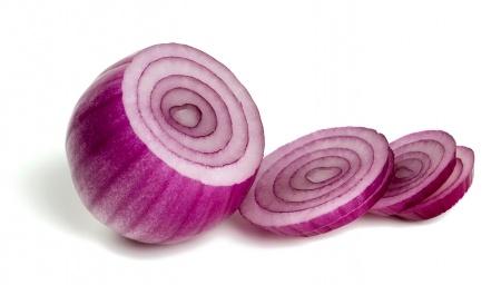 Slice an onion