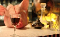 Latest food news - Would you drink pigs blood cocktail