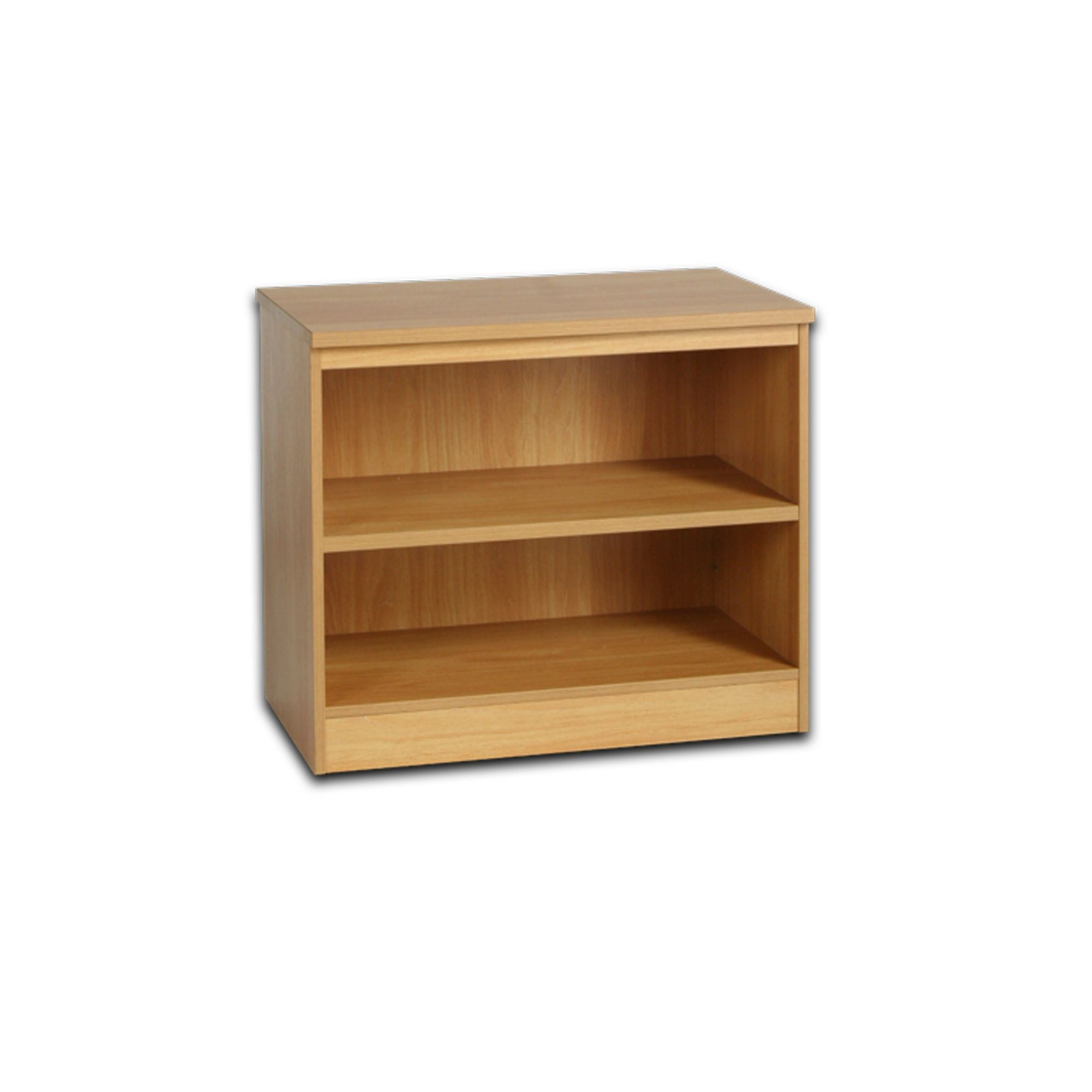 Office Low Height Wide Bookcase Bookcases Cookes Furniture