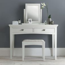 Camden White Bedroom Cookes Collection Camden White Dressing Table Dressing Tables