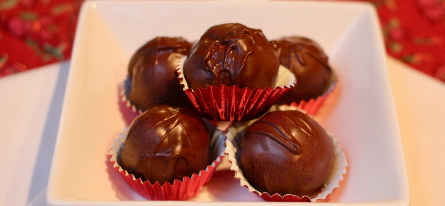 Chocolate Covered Cordial Cherries Candy Recipe