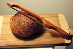 Bread Bow Knife