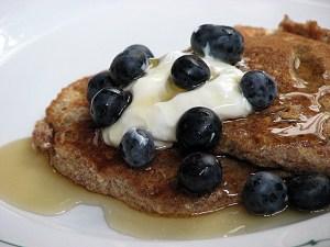 Klaus' Healthy Pancakes