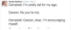cawthon humor
