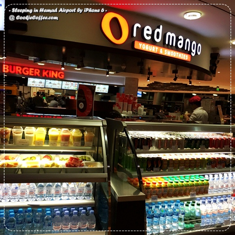 sleeping-in-hamad-airport-qatar-doha-review-iphone-6-plus-red-mango