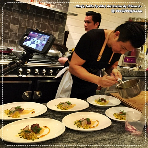 chef-s-table-art-review-personal-sear-scallop-passion-fruit-boonrawd-farm-selfie-เชฟอาร์ต