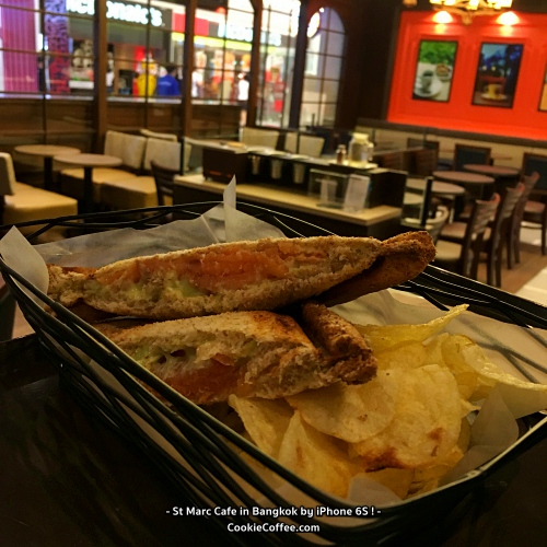 st-marc-cafe-review-sandwich-set-thailand-central-promotion-free-price-chips-salmon