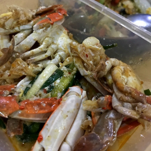 free-ubereats-review-food-order-delivery-thai-street-food-chinatown-plangnam-curry-crab-chilli