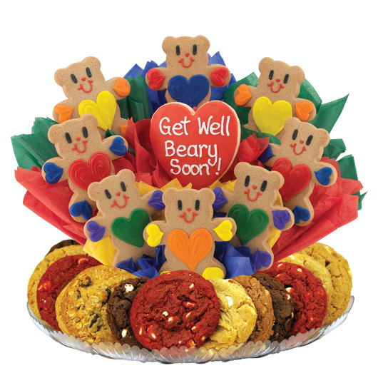 Get Well Beary Soon BouTray™
