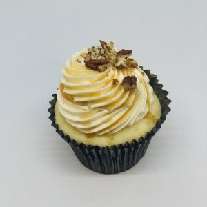 Maple Pecan Pie Cupcake | Bakery in Norfolk