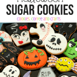 31 Of The Best Halloween Sugar Cookies Decorated Cookies Coffee And Crafts