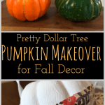 Pretty Dollar Tree Pumpkins Cookies Coffee And Crafts
