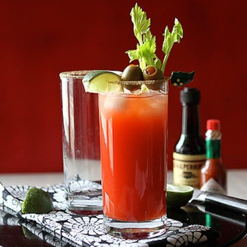Caesar Drink Canada Cocktail
