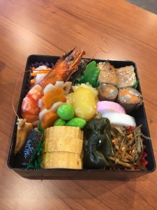 Osechi Japanese Traditional Food