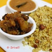 Sorakaya Vepudu ~ Bottle Gourd Stir Fry