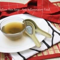 Mudakathan Keerai Soup ~ Anti Inflammatory Food