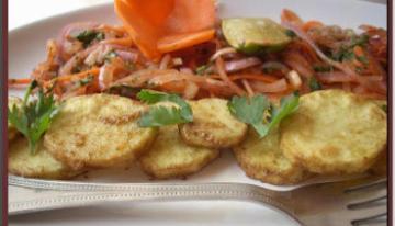 Corn Peas Tomato Salad Recipe | Easy Salad Recipes - Edible