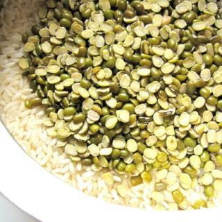 Palak Khichdi Recipe   Spinach Khichdi Recipe