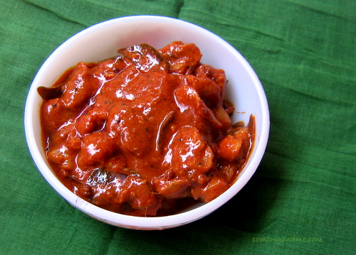 Chambakka Pickle Recipe, Kerala Water Rose Apple Pickle