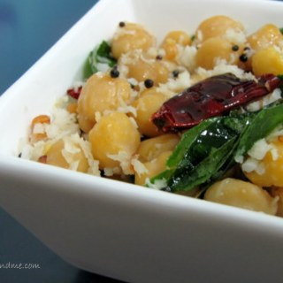 Kadalai Sundal Recipe / Chickpeas Sundal Recipe