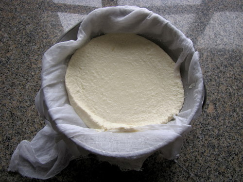 How to make paneer, homemade paneer recipe