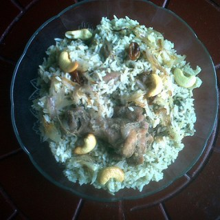 Shamshad's Chicken Biriyani / Biryani Recipe