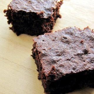 easy basic chocolate brownie recipe