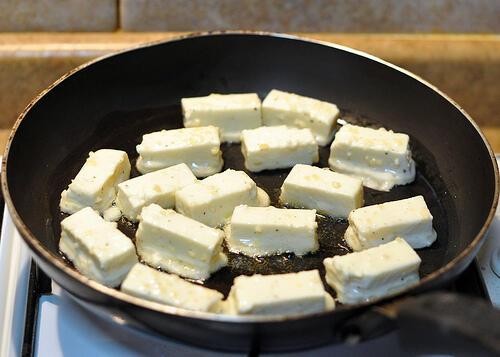 Chilli Paneer Recipe, Dry Chilli Paneer Recipechilli paneer