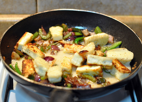 Chilli Paneer Recipe, Dry Chilli Paneer Recipe
