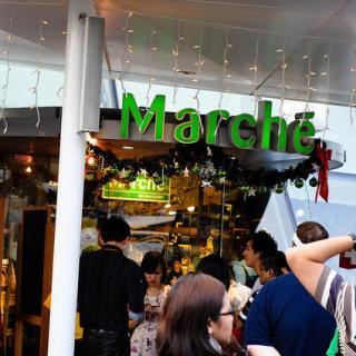 Marche Restaurant, Vivocity, Singapore