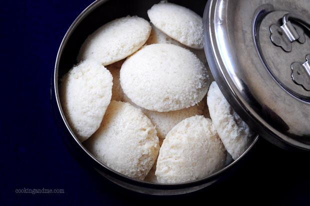 Egg Cake Recipe In Kadai: Murugan Idli Kadai Idli Recipe-Soft Idli Recipe