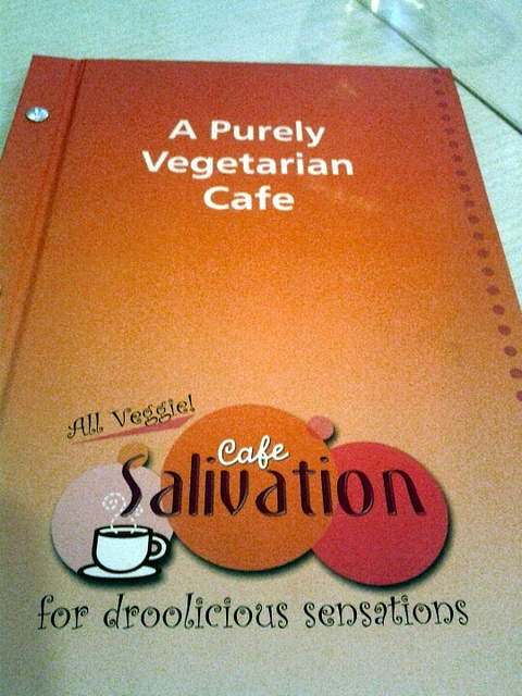 Salivation Vegetarian Restaurant Singapore