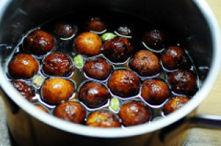 Gulab Jamun   Khoya Jamun Sweet Recipe