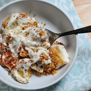 No-Bake Banana Toffee Pie Recipe – Banoffee Pie Recipe